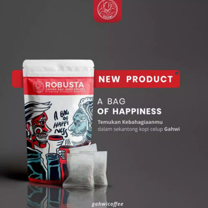 Harga kopi celup robusta java   kemasan pouch | HARGALOKA.COM