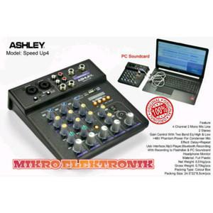 Harga mixer ashley speed up 4 new | HARGALOKA.COM