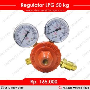Harga regulator gas lpg 50 kg high pressure yamato   alat ternak ayam | HARGALOKA.COM