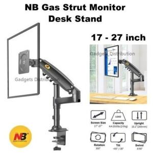 Harga bracket monitor breket jepit meja braket tv nb h80 15 34 | HARGALOKA.COM