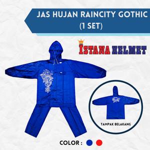 Harga jas hujan rain city stelan 101   | HARGALOKA.COM