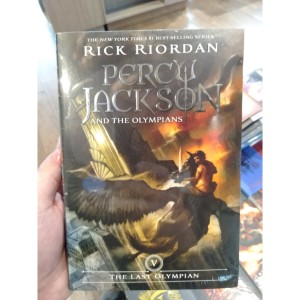 Harga percy jackson and the olympians book 5 the last   HARGALOKA.COM