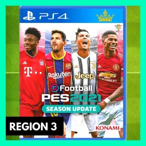 Harga pes 2021 i kaset cd ps4 ps 4 pes fifa 2021 2020 21 20 games ps4 ps   HARGALOKA.COM