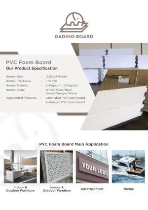 Katalog Katalog Ucapan Selamat Pvc Foam Board Katalog.or.id