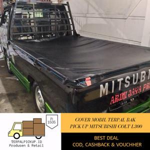 Harga cover mobil terpal tutup bak mobil pick up mitsubishi colt | HARGALOKA.COM