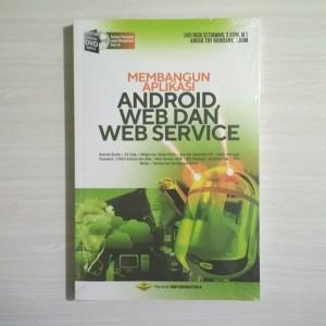 Harga buku membangun aplikasi android web dan web | HARGALOKA.COM