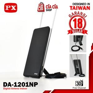 Harga px digital tv indoor antenna da 1201np   unit | HARGALOKA.COM