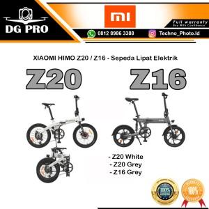 Harga sepeda listrik lipat xiaomi himo z20 z16 foldable electric bicycle     HARGALOKA.COM