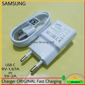 Harga original fast charging samsung a20 a30 a50 m20 charger hp a5 a7   HARGALOKA.COM