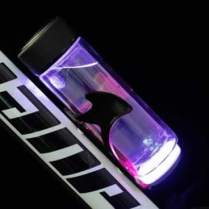 Harga b soul holder botol minum sepeda mtb with led light warna hitam   | HARGALOKA.COM