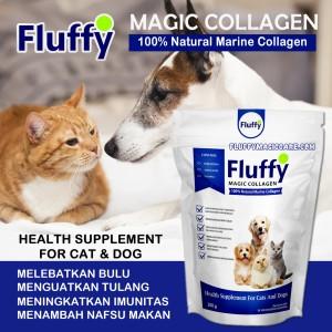 Harga vitamin kolagen anjing dan kucing untuk daya tahan tubuh nafsu | HARGALOKA.COM