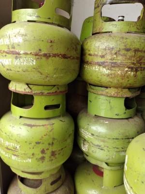 Harga tabung lpg 3 kg beserta isinya tabung gas melon hijau beserta   HARGALOKA.COM