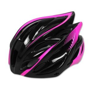 Harga helm sepeda gunung ultra ringan dgn ventilasi udara unisex dewasa   pink | HARGALOKA.COM