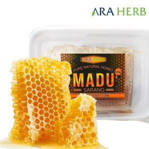 Harga madu sarang melifera 250gr premium madu apis herbal murni | HARGALOKA.COM
