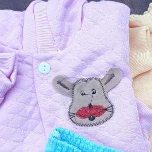 Harga baju musim dingin jaket bayi celana bayi murah   merah | HARGALOKA.COM