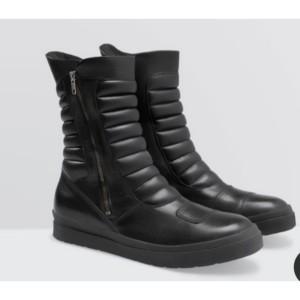 Harga sneakers motor cross pria sneakers boots kulit pria trail boots     HARGALOKA.COM
