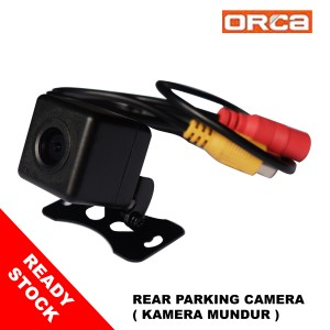 Harga rear camera kamera mundur parkir parking ccd infrared universal | HARGALOKA.COM