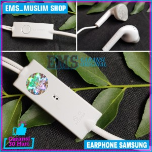 Harga headset earphone samsung j5 j5 pro j5 prime ori 100 resmi | HARGALOKA.COM