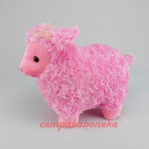 Harga boneka domba ukuran medium   | HARGALOKA.COM