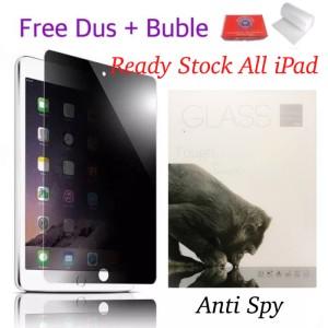 Harga ipad 7 8 10 2 2019 2020 antigores anti spy privacy screen guard gelap     HARGALOKA.COM