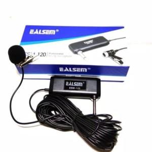 Harga mic ealsem esm 120 mic kabel jepit | HARGALOKA.COM
