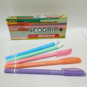 Harga pulpen neogrip standard bolpen bolpoin alat tulis stationery | HARGALOKA.COM