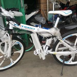 Harga sepeda lipat mtb kaimarte cluna 26 | HARGALOKA.COM