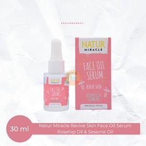 Harga natur miracle face oil serum revive skin 30 | HARGALOKA.COM