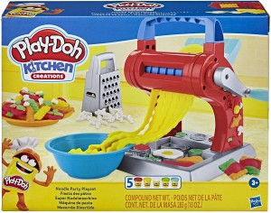 Harga play doh kitchen creations noodle party playset playdoh noodle | HARGALOKA.COM