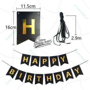 Harga Custom Birthday Backdrop Banner Spanduk Ultah 1x1 M Katalog.or.id