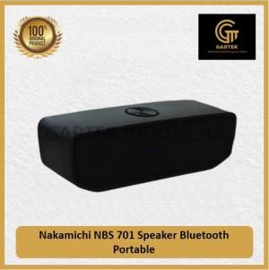 Harga nakamichi nbs 701 speaker bluetooth portable   | HARGALOKA.COM