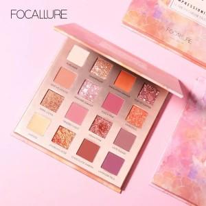 Harga focallure eyeshadow sunrise palette original bpom eye shadow 16 | HARGALOKA.COM
