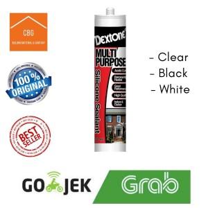 Harga lem dextone sealant multi purpose kaca keramik besi plastik   | HARGALOKA.COM
