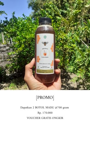 Harga promo madu liar murni asli hutan bromo | HARGALOKA.COM