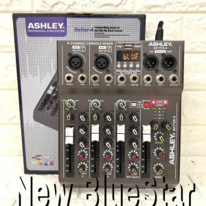 Harga mixer ashley better 4 original 4 channel usb original produk   better | HARGALOKA.COM