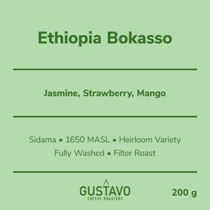 Harga ethiopia bokasso 200gram specialty coffee roasted | HARGALOKA.COM
