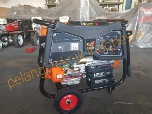 Harga genset 5000 watt   5500 watt bensin electric stater korobe kg 5000 | HARGALOKA.COM