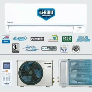 Harga ac panasonic 1 pk lowat kn09wkj pemasangan 3m free | HARGALOKA.COM