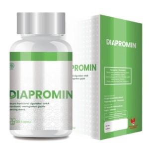 Harga diapromin herbal penurun gula   HARGALOKA.COM