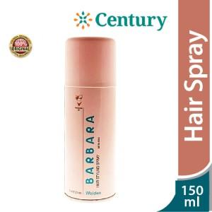 Harga barbara hair spary extra hold 150 ml hair styling | HARGALOKA.COM