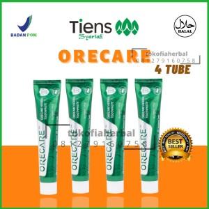 Harga odol herbal penghilang karang gigi alami pasta gigi orecare 4 | HARGALOKA.COM