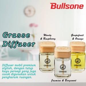 Harga bullsone   grasse disffuser parfum mobil kantor | HARGALOKA.COM