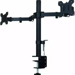 Harga bracket monitor 2 tv adjustable harga promo   HARGALOKA.COM