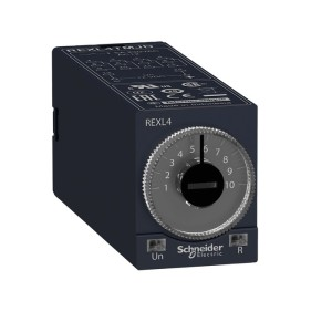 Harga mini timer schneider rexl4tmbd on delay 0 1s 100h 4 pin   HARGALOKA.COM