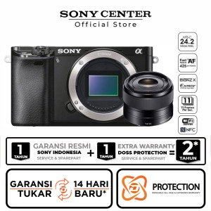 Harga sony alpha a6000 special package with | HARGALOKA.COM