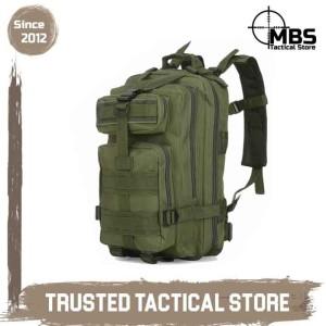 Harga tactical bag army 3p assault backpack tas taktikal   | HARGALOKA.COM