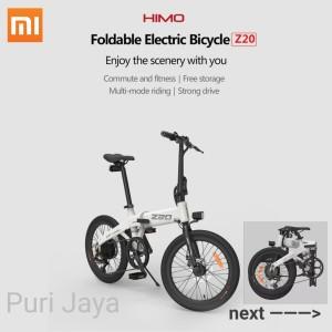 Harga sepeda listrik xiaomi himo z20 z16 lipat elektrik electric smart moped   z20 | HARGALOKA.COM
