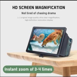 Harga kaca layar pembesar projector mini bioskop hp mobile phone 3d f2   HARGALOKA.COM