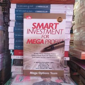 Harga buku original smart investment for mega profit | HARGALOKA.COM