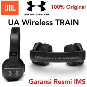 Harga jbl ua sport wireless train garansi resmi ims 1 tahun under | HARGALOKA.COM